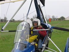 Microlight Demo Flight